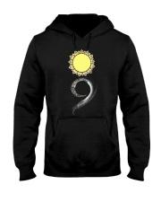 Moon and sun Hooded Sweatshirt thumbnail