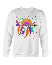 Mandala arrow Crewneck Sweatshirt tile