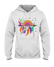 Mandala arrow Hooded Sweatshirt tile