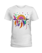 Mandala arrow Ladies T-Shirt thumbnail