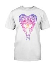 Yoga namaste Classic T-Shirt thumbnail