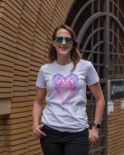 Yoga namaste Ladies T-Shirt lifestyle-women-crewneck-front-2