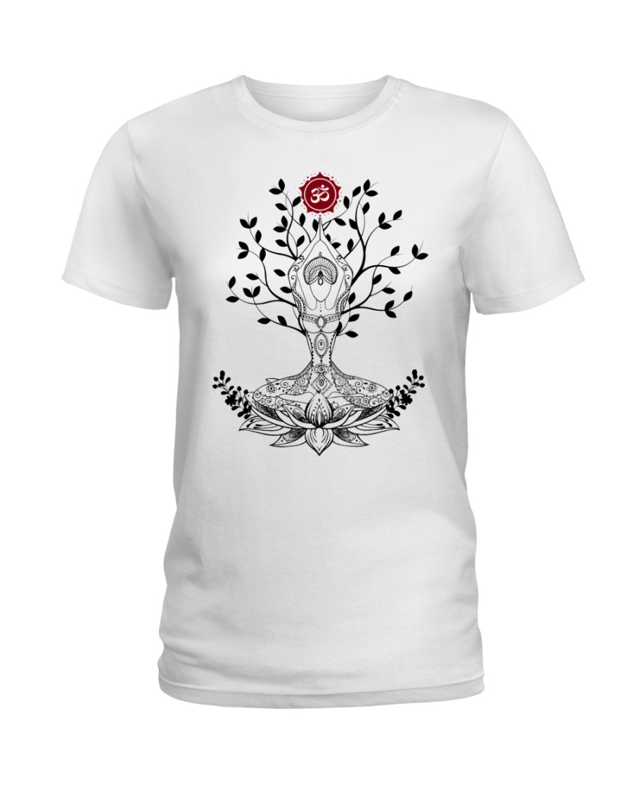 Namaste Ladies T-Shirt