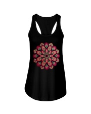 Yoga mandala 11 Ladies Flowy Tank thumbnail