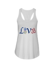 Love Ladies Flowy Tank thumbnail