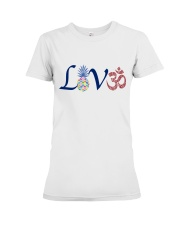 Love Premium Fit Ladies Tee thumbnail