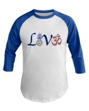 Love Baseball Tee tile