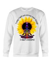 I can't control Crewneck Sweatshirt thumbnail