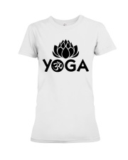 Yoga Premium Fit Ladies Tee thumbnail