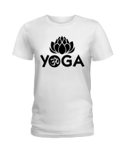 Yoga Ladies T-Shirt front