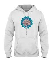 Lotus Hooded Sweatshirt thumbnail