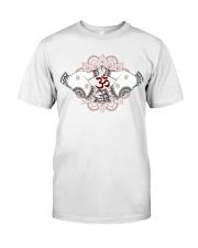Namaste om Classic T-Shirt thumbnail