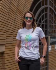 Love Ladies T-Shirt lifestyle-women-crewneck-front-2