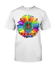Imagine peace Classic T-Shirt thumbnail