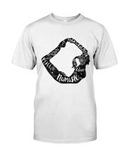 Yoga namaste 08 Classic T-Shirt thumbnail