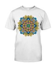 Mandala flower Classic T-Shirt thumbnail