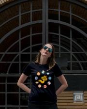 Om universe Ladies T-Shirt lifestyle-women-crewneck-front-1