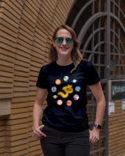 Om universe Ladies T-Shirt lifestyle-women-crewneck-front-2