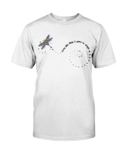 Every little thing is gonna be alright Classic T-Shirt thumbnail