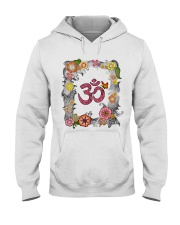 Om flowers Hooded Sweatshirt thumbnail