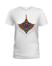 Mandala Ladies T-Shirt front