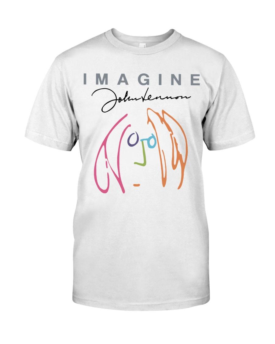 Imagine Classic T-Shirt