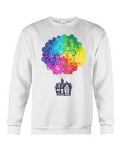 Mandala house Crewneck Sweatshirt thumbnail