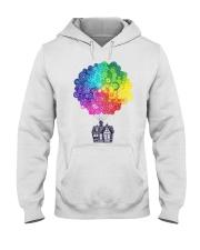 Mandala house Hooded Sweatshirt thumbnail