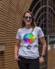 Mandala house Ladies T-Shirt lifestyle-women-crewneck-front-2
