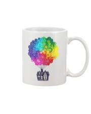 Mandala house Mug thumbnail