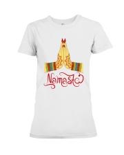 Namaste 03 Premium Fit Ladies Tee thumbnail