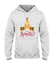 Namaste 03 Hooded Sweatshirt thumbnail