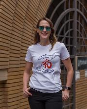 Om Ladies T-Shirt lifestyle-women-crewneck-front-2