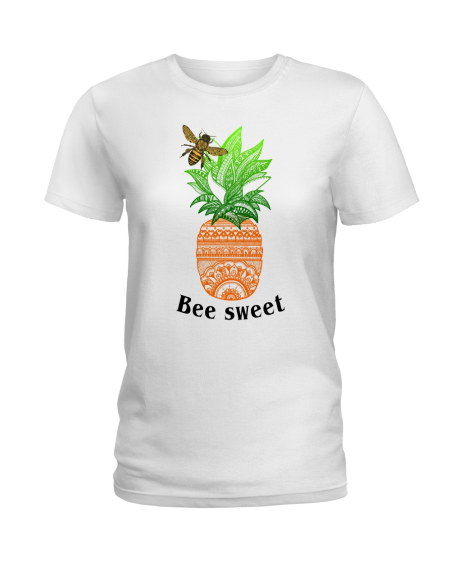 Bee sweet Ladies T-Shirt