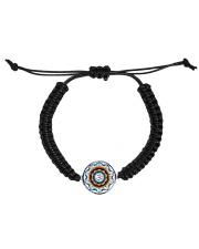 Om Cord Circle Bracelet tile