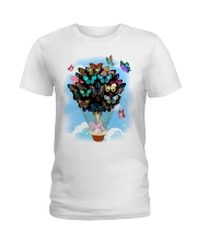 Yoga Ladies T-Shirt front