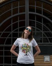 Enjoy the little things Ladies T-Shirt lifestyle-women-crewneck-front-1