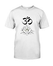 Yoga om Classic T-Shirt thumbnail