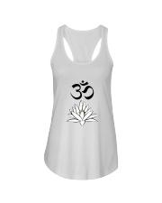 Yoga om Ladies Flowy Tank thumbnail