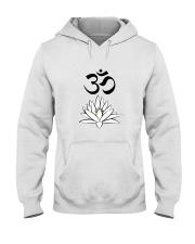 Yoga om Hooded Sweatshirt thumbnail