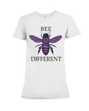 Bee different 04 Premium Fit Ladies Tee tile