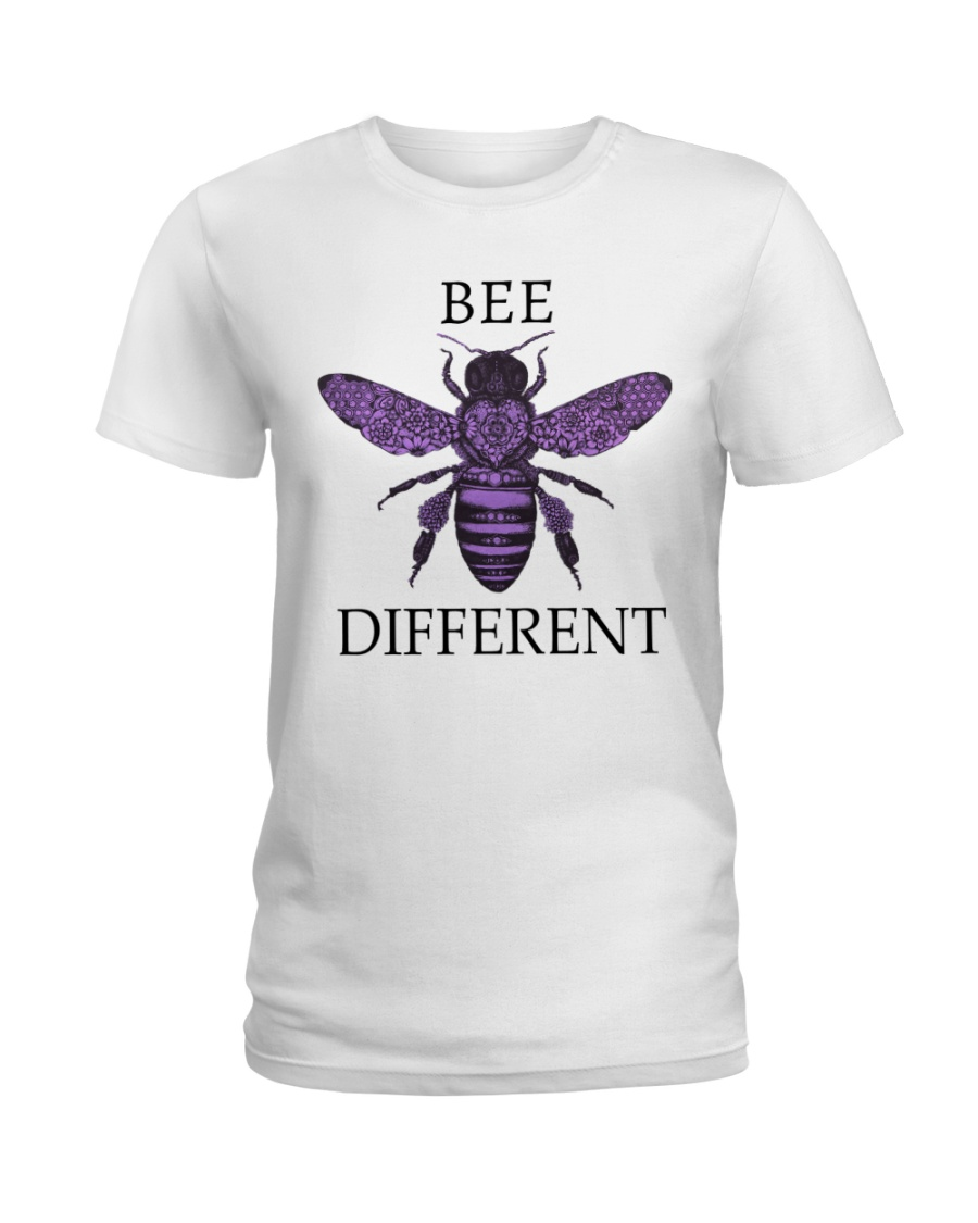 Bee different 04 Ladies T-Shirt