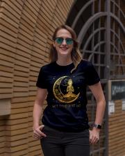 Yoga Mandala Ladies T-Shirt lifestyle-women-crewneck-front-2