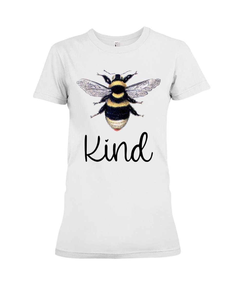 Bee Kind Premium Fit Ladies Tee