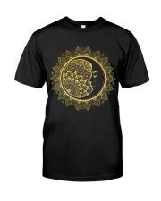 Moon mandala Classic T-Shirt thumbnail