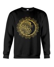 Moon mandala Crewneck Sweatshirt thumbnail