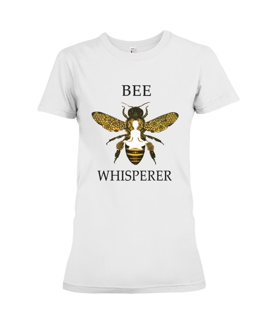 Bee whisperer Premium Fit Ladies Tee