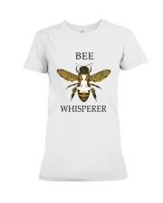 Bee whisperer Premium Fit Ladies Tee front