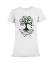 Tree of life Premium Fit Ladies Tee thumbnail