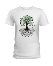 Tree of life Ladies T-Shirt front